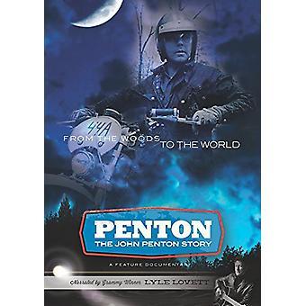 Penton: The John Penton Story [Blu-ray] USA import