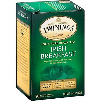 Twinings z Londýna irské snídaně čaj