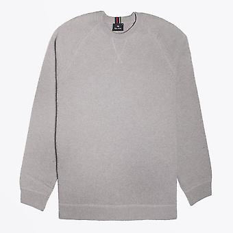 PS Paul Smith  - Wool Crew Neck Pullover - Grey