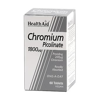 Chromium Picolinate 60 tablets