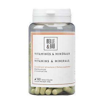 Natürliche Vitamine und Mineralien None