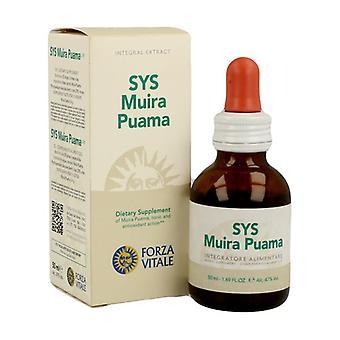 SYS Muira Puama 50 ml