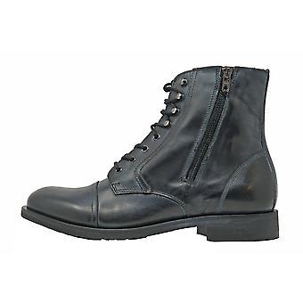 Diesel D-SERBERHUS Black Ankle Boots