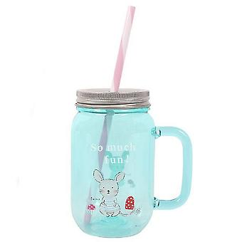 Something Different Marvin The Mouse Drinking Jar
