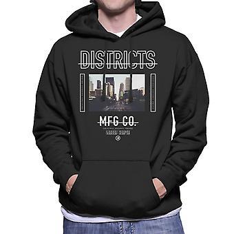 London Banter Districts Men's Kapuzen Sweatshirt