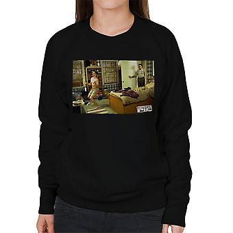 American Pie Jim Caught Dancing Women's Sweatshirt