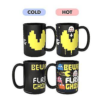 Pac-Man Väri muuttuu Muki