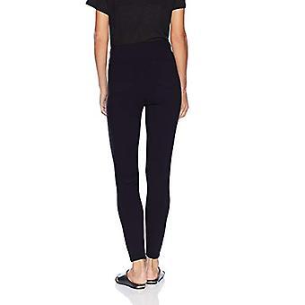 Merke - Daglige rituelle kvinner's seamed front, 2-lomme ponte strikket legging, marine, liten lang