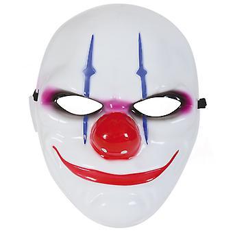 Clown masker half masker horror
