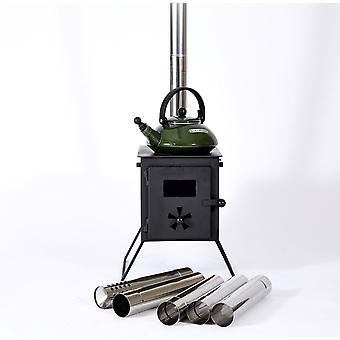 Outbacker® 'firebox' zeltofen