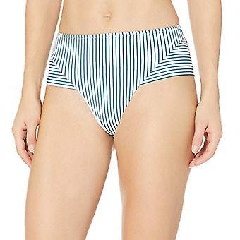الجسم قفاز المرأة & apos;ق كوكو عالية الخصر بيكيني القاع ملابس السباحة