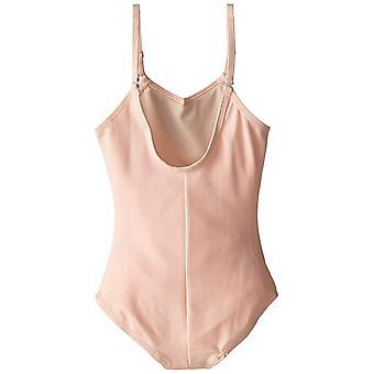 Capezio Little Girls' Camisole Leotard W/, Ballet Pink, Size Small (4-6) Capezio Little Girls' Camisole Leotard W/, Ballet Pink, Size Small (4-6)