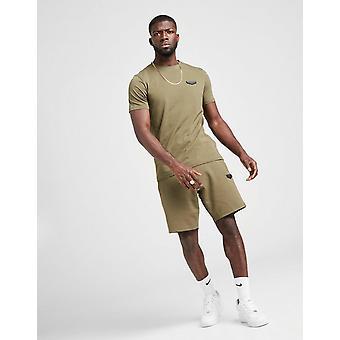 New Supply & Demand Men's Core Shorts Green