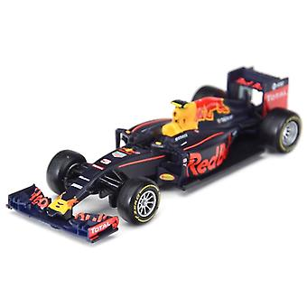 1:43-f1 Racing Formula Car, Diecast Alloy Model
