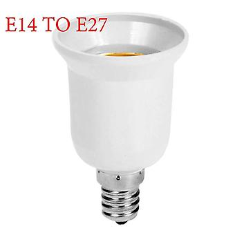 Convertor E14 la E27 Adaptor conversie-socket, material ignifug de înaltă calitate