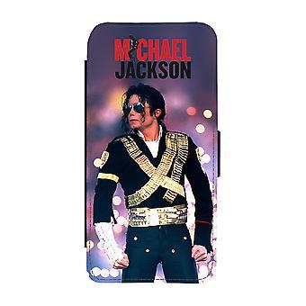 Michael Jackson Samsung Galaxy S9 Wallet Case