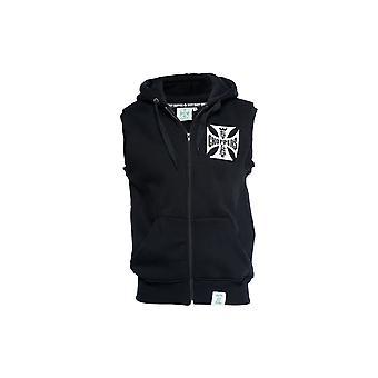 Западное побережье Чопперс Мужская пот Vest OG Классический Sleeveless
