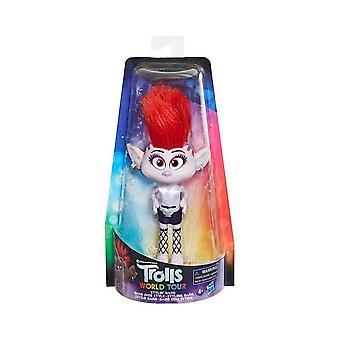 Trolls World Tour Stylin Barb Fashion Doll