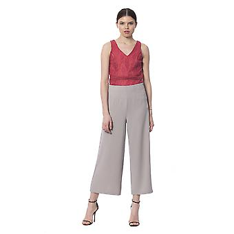 Silvian Heach Women's Grey Pants