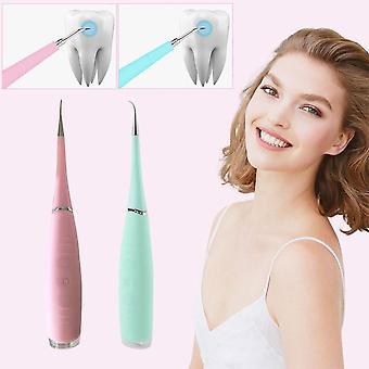 Usb Genoplade Dental Scaler Vibrition Sonic Tand Calculus Remover Tand Pletten Tandsyre Cleaner Hygiejne Tandlæge Tool Oral Vandingsanlæg