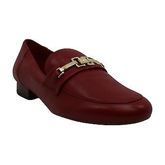 Marc Fisher Damen's Schuhe Ebera Leder geschlossen Zehen Loafers