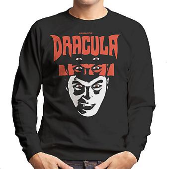 Dracula A Motion Picture Men's Sweatshirt