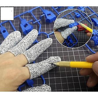 Hobby Modell Verktøy Hindre Kutte Finger Protector 5pcs / bag