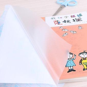 ماتي Adhensive كتاب التفاف فيلم الطلاب الكتب المدرسية تغطية حامي