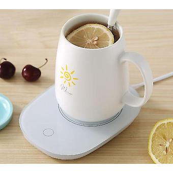 Smart Coffee Mug Cup Warmer Pad Gravity Switch Constant Temperature Plate