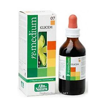 Glicem 07 Remedium 100 ml