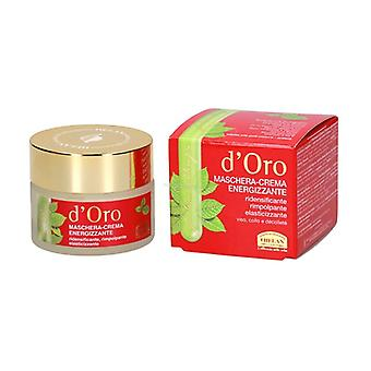 Elisir Antitempo D'oro Energizing Mask-Cream 50 ml of cream