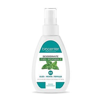 Kasvitieteellinen deodorantti Aloe Mint Thyme Bio 100 ml