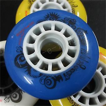 Inline Skate Wheels, 85a Slalom Roller Sliding -free Skating Tires