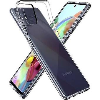 Spigen Liquid Crystal Case Samsung Galaxy A71 Clear