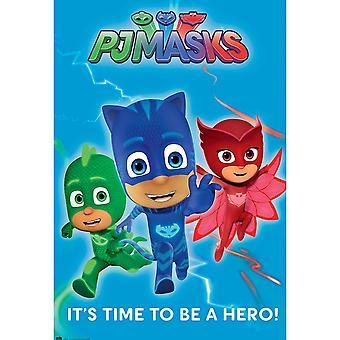 PJ Masks Hero Poster