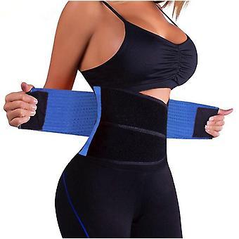 Mujeres Cintura Entrenador Corset Top Shaper Slimming Cinturón De modelado Correa Body Belt