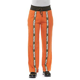 Orange Trousers Mr. And Mrs Italy Woman
