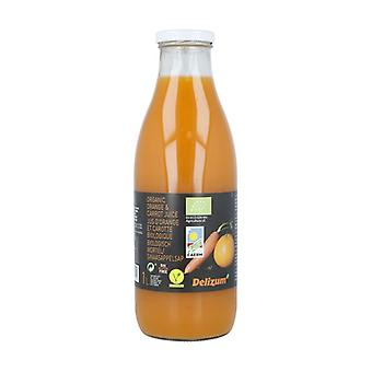 Organic Carrot and Orange Juice 1 L