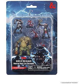 D & D Ikoner af Riger: Monster Pack: Cave Defenders