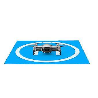 プロインスパイアドローンのための高速折り畳み、着陸パッド
