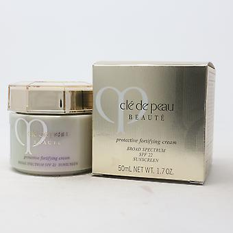 Cle De Peau Beaute Protective Fortifying Cream Spf 22 Sunscreen 1.7oz