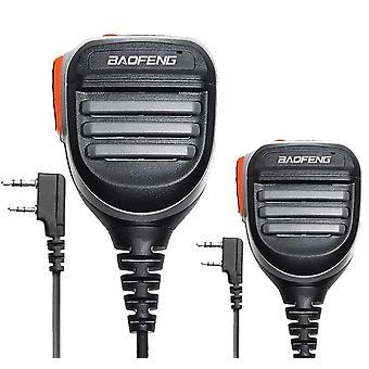 Handheld Mikrofon Lautsprecher Mikrofon für Radio Walkie Talkie