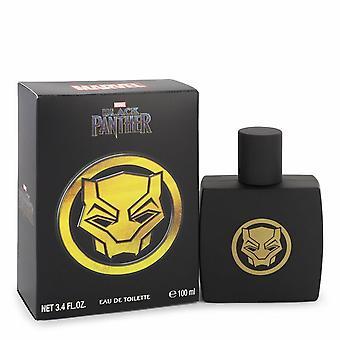 MUSTA PANTHER Marvel by Marvel Eau de Toilette Spray 3,4 oz/100 ml (miehet)