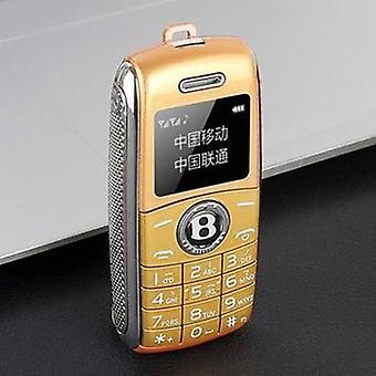 Bluetooth-valitsin 0,66 tuumaa käsillä Mp3 Magic Voice -matkapuhelin