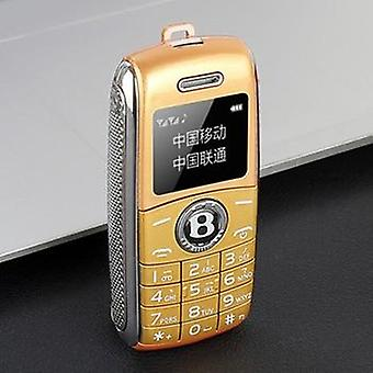 Bluetooth Dialer 0.66 inch cu mâinile Mp3 Magic Voice Telefon mobil