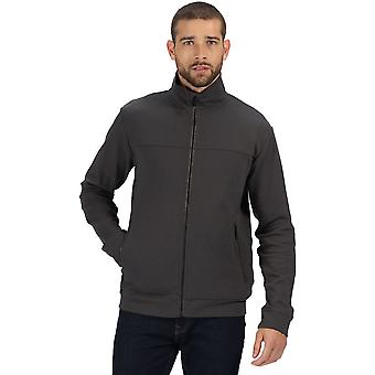 Regatta Mens Ives Organic Cotton Full Zip Fleece Jacket