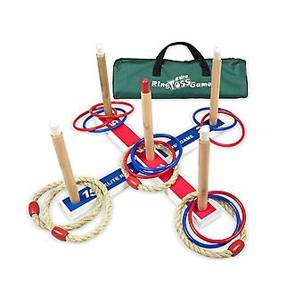 Outdoor Games For Kids,ring Toss Yard Games For Adults And Family.