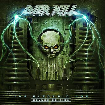 Overkill - Electric Age [Vinyl] USA import