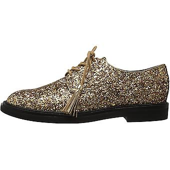 Kenneth Cole New York Women's Annie Menswear Style Oxford Glitter
