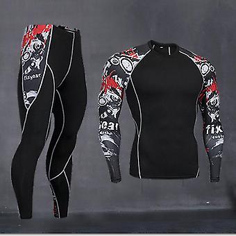 Termiska underkläder Men&s Training Pants (set 1)